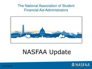 NASFAA Update