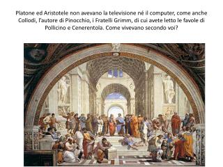 I tre pinguini Socrate Platone e Aristotele cosa fanno senza TV?