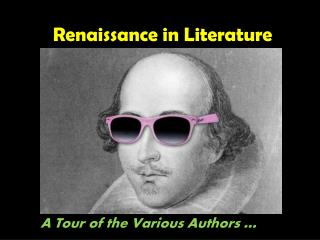 Renaissance in Literature