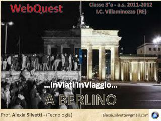 Prof.  Alexia  Silvetti  -  (Tecnologia)                          alexia.silvetti@gmail.com
