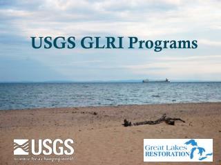 USGS GLRI Programs