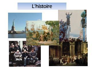 L 'histoire