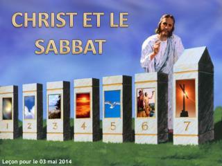 CHRIST ET LE SABBAT