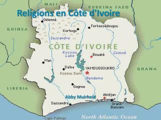 R eligions en Côte d'Ivoire