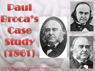 Paul Broca's Case Study (1861)