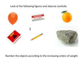 Look at the following figures and observe carefully