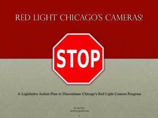 RED LIGHT Chicago's cameras !