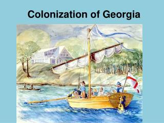 Colonization of Georgia