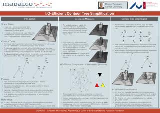 I/O-Efficient Contour Tree Simplification
