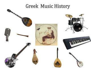 Greek  Music History