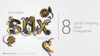 |  Social  Intelligence Guide for  Marketing
