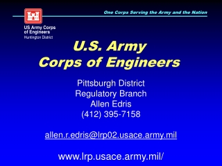 One Corps  Serving The Army and The Nation