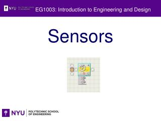 EG1003: Introduction to Engineering and Design