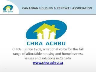CHRA Congress, Regina, June 2011