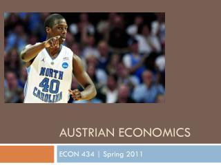 Austrian economics