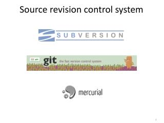 Source revision control system