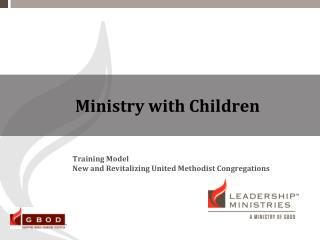 Ministry with Children