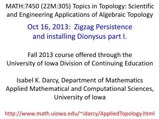 http:// www.ima.umn.edu /2008-2009/ND6.15-26.09/activities/ Carlsson -Gunnar/lecture14.pdf