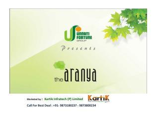 The Aranya,9873164850, Aranya Noida, Noida Aranya, Unnati Fo