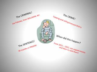 The CRIMINAL!