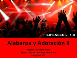 Alabanza y Adoración II