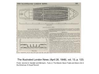 The Illustrated London News (April 26, 1848), vol. 13, p. 123.