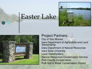 Easter Lake