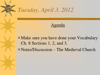 Tuesday, April 3, 2012