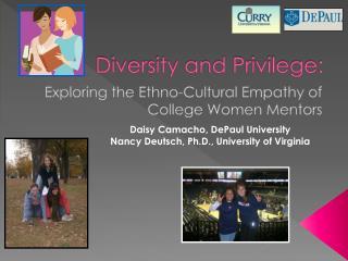 Diversity and Privilege: