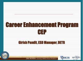 Career Enhancement Program CEP