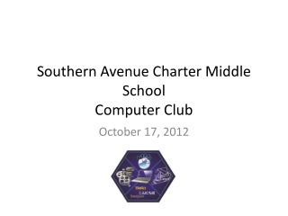 Southern Avenue Charter Middle School Computer Club