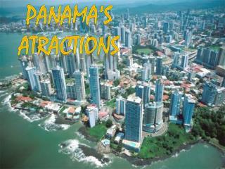 Panama's Atractions