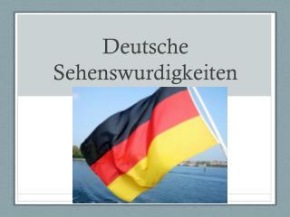 Deutsche  Sehenswurdigkeiten