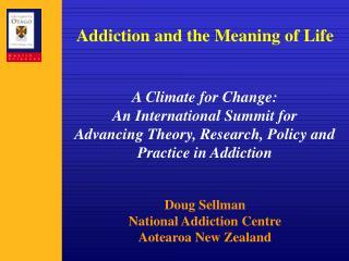 TREATMENT EVALUATION ALCOHOL MOOD STUDY TEAM