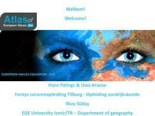 Welkom! Welcome!