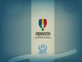 ABRATA Relatório  da  Gestão  2011/2013