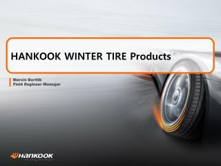 HANKOOK  WINTER  TIRE Product s