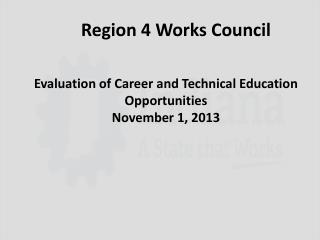 Region 4 Works Council