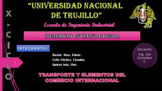 """UNIVERSIDAD NACIONAL  DE TRUJILLO"""