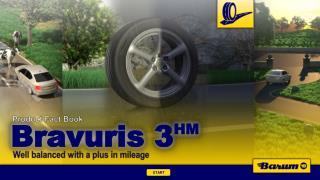 Bravuris 3 HM