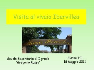 Visita al vivaio Ibervillea