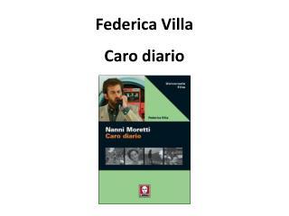 Federica Villa Caro diario