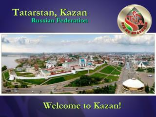 Tatarstan, Kazan