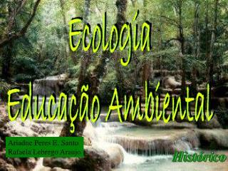 Ecologia Educação Ambiental