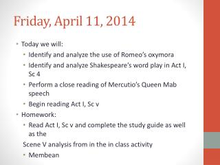 Friday, April 11, 2014