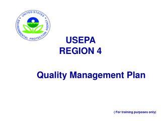 USEPA  REGION 4