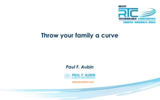 Throw your family a curve