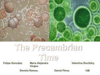 The Precambrian Time
