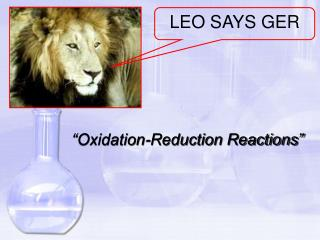 """Oxidation-Reduction Reactions"""