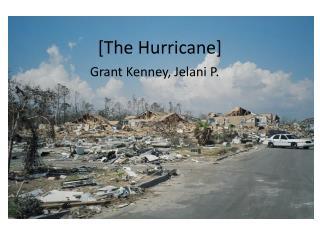 [The Hurricane]